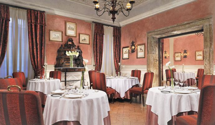 restaurant sapordivino grand hotel continental
