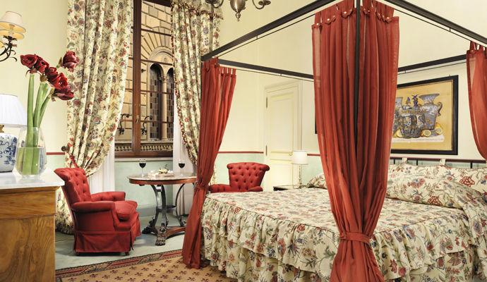 chambre classique grand hotel continental