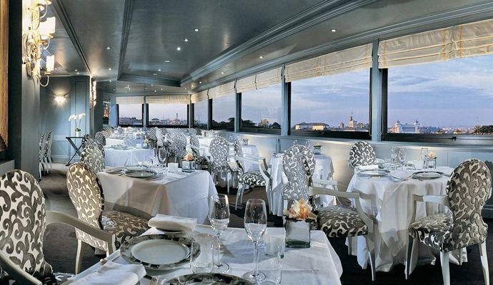 restaurant la terrazza