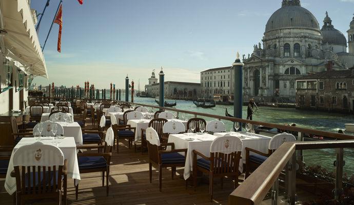 terrasse restaurant club del doge