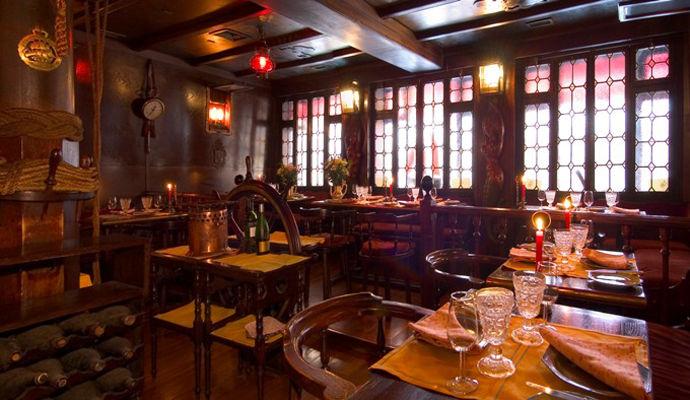 restaurant caravella