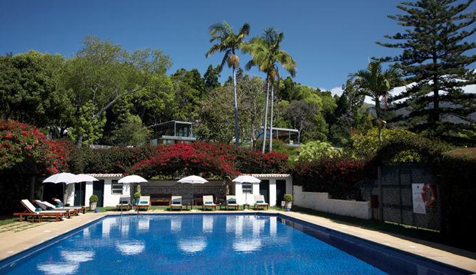 piscine quinta da casa branca