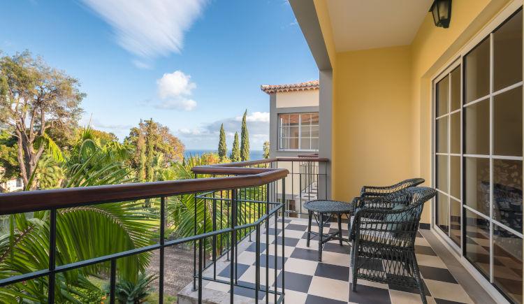 Premier Suite balcon