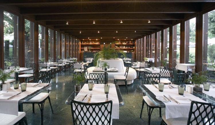 Restaurant Garden Pavillon