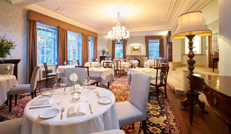 Restaurant The Manor House