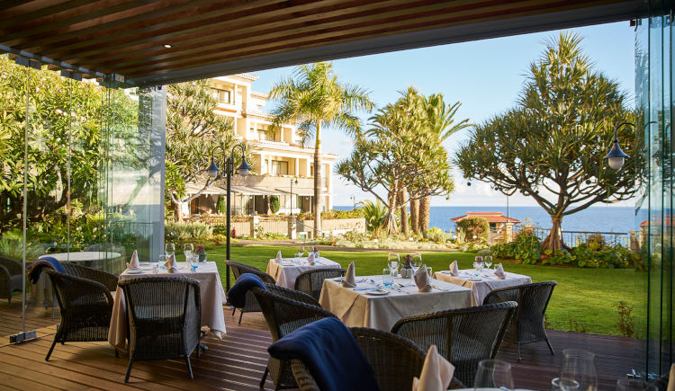Restaurant The Rose Garden