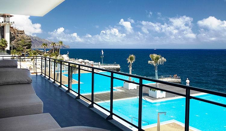 terrasse spa