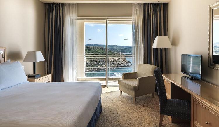 double room vue mer