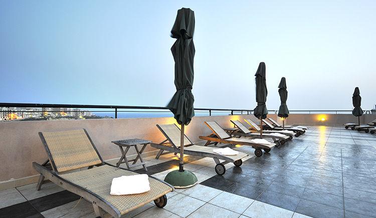 rooft deck