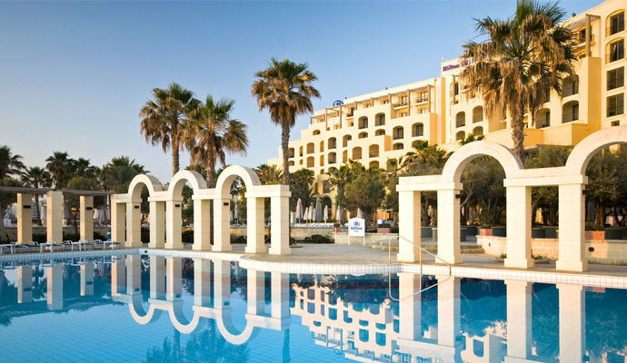 Hilton Malte 5 * Luxe