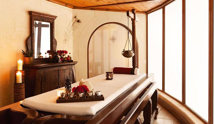 salle de massage Ayurvedique