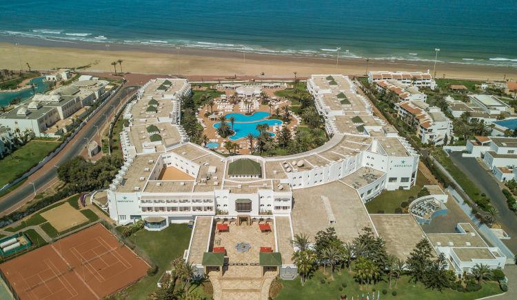 Iberostar Founty Beach Agadir 4 *
