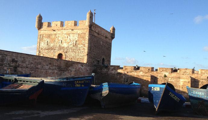 remparts essaouira