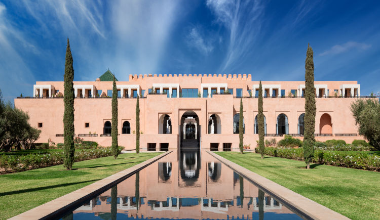 The Oberoi Marrakech 5 * Luxe