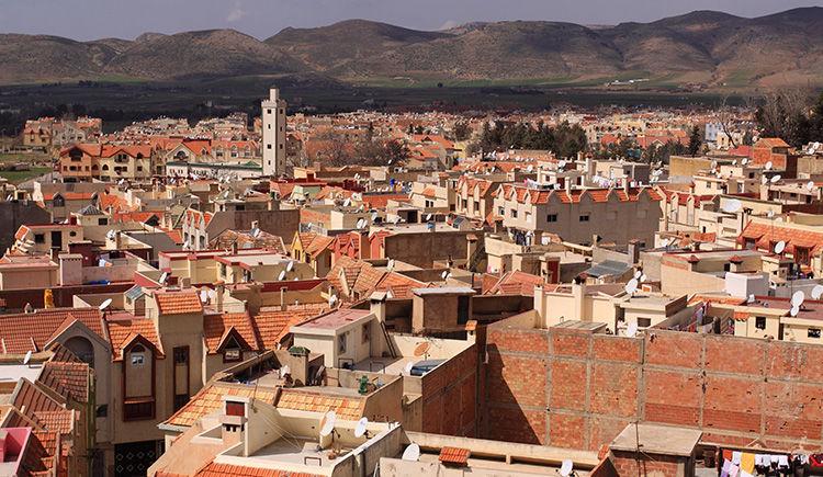 le village Azrou