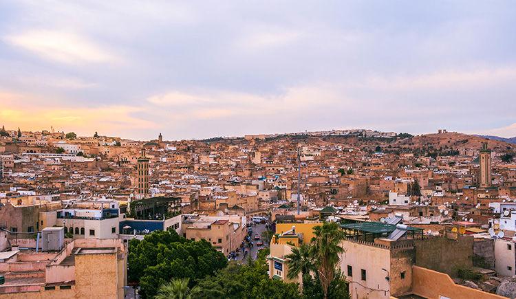 Le Maroc Andalou