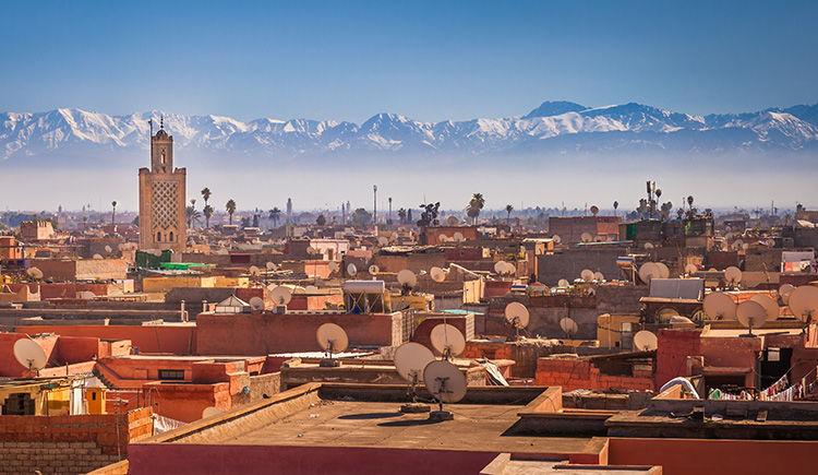 Kappa Circuit A La Rencontre Des Berbères et Kappa Club Iberostar Marrakech