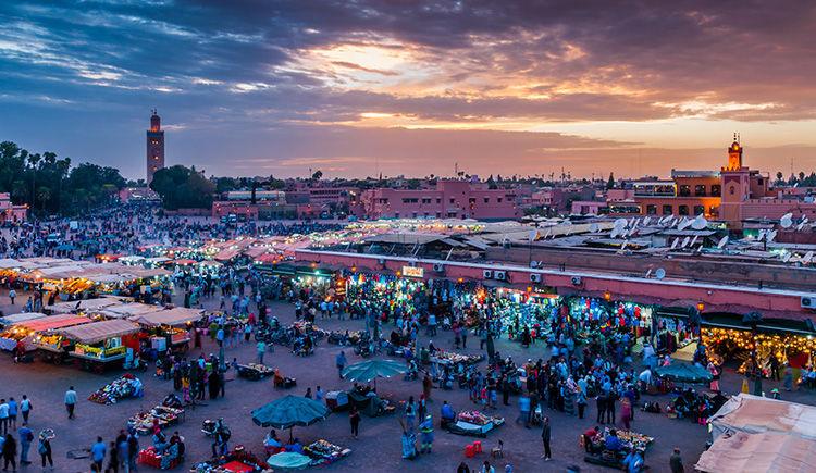 Kappa  A La Rencontre Des Berbères et Kappa Club Iberostar Marrakech