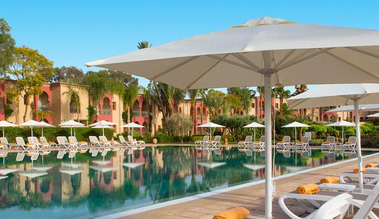 Kappa Club Iberostar Palmeraie Marrakech & Kappa Club Royal Atlas Agadir 4 *