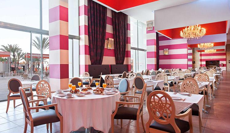 Kappa Club Royal Atlas Agadir restaurant