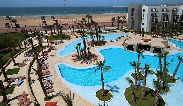 Kappa Club Royal Atlas Agadir piscine