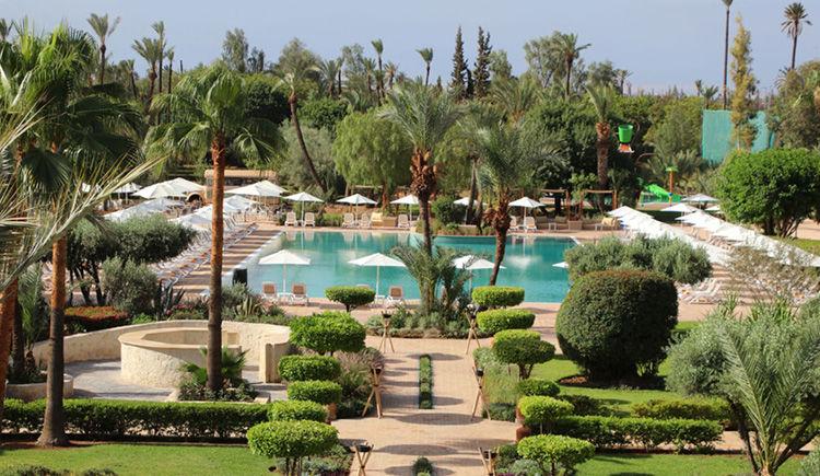 Kappa Club Iberostar Palmeraie piscine