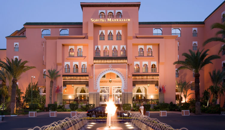 Marrakech et Agadir by Sofitel 5 *