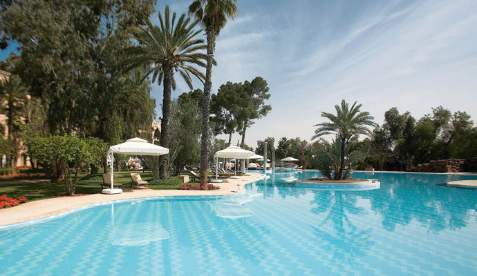 Es Saadi Gardens And Resort Palace 5 *