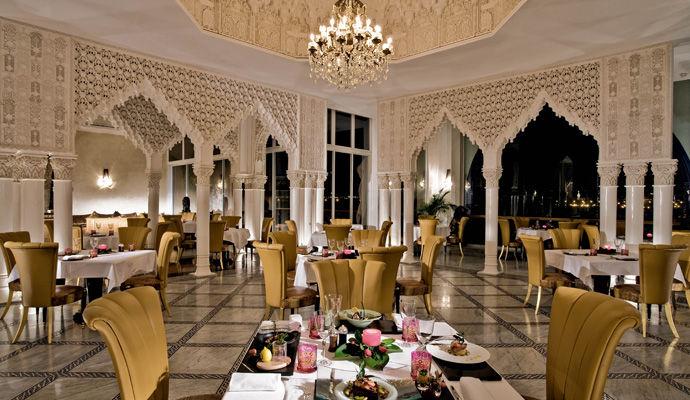 Restaurant Cour des Lions