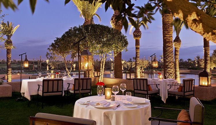 restaurant Le Caravane