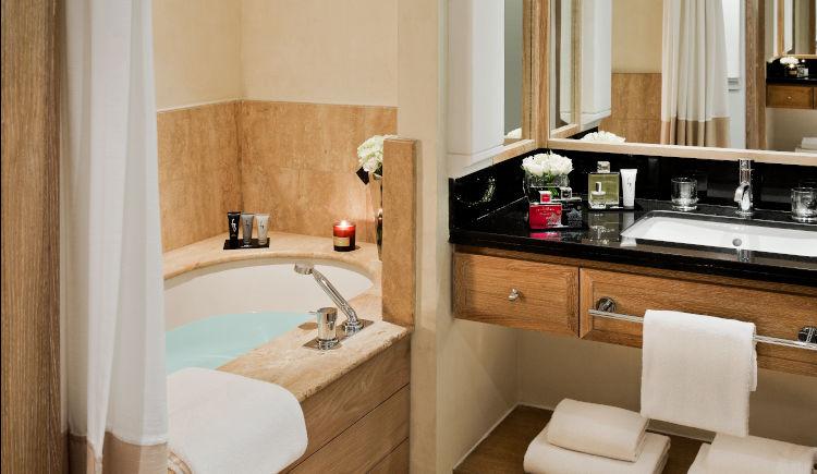 les salles des bains