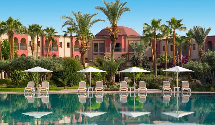Iberostar Club Palmeraie Marrakech 4 *