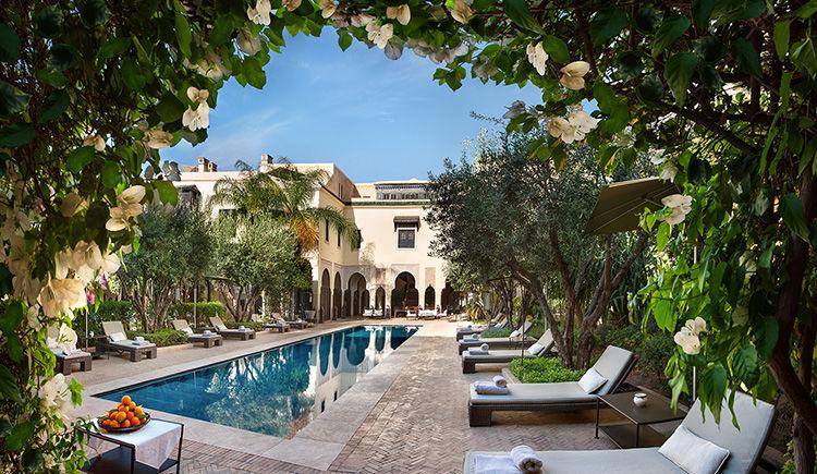 La Villa des Orangers 5 * Luxe