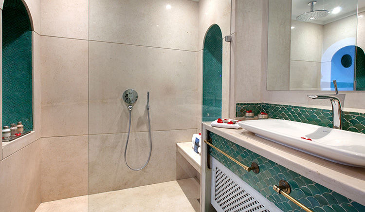 Suite Sultane salle de bain