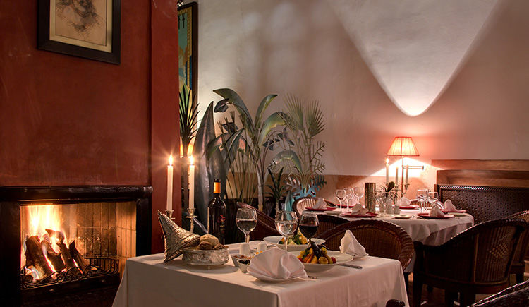 restaurant interieur