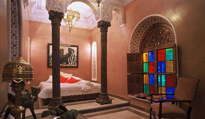 la sultana marrakech chambre