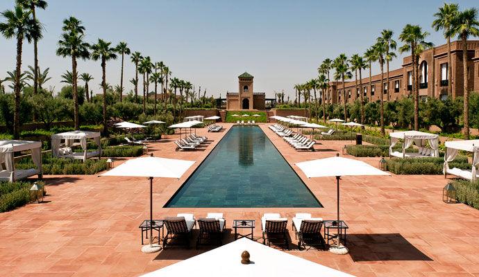 Selman Marrakech 5 * Luxe