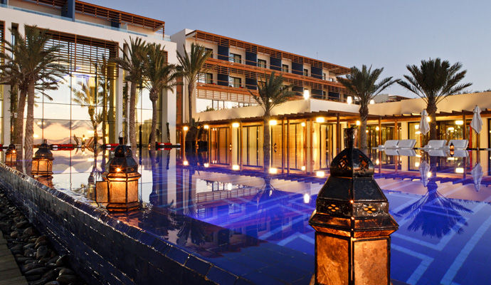 Sofitel Essaouira Mogador Golf & Spa 5 *