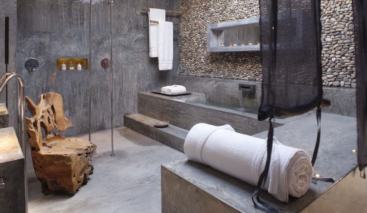 Room Terra salle de bain