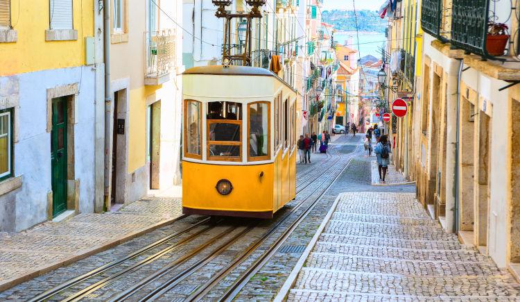 Lisbonne alto