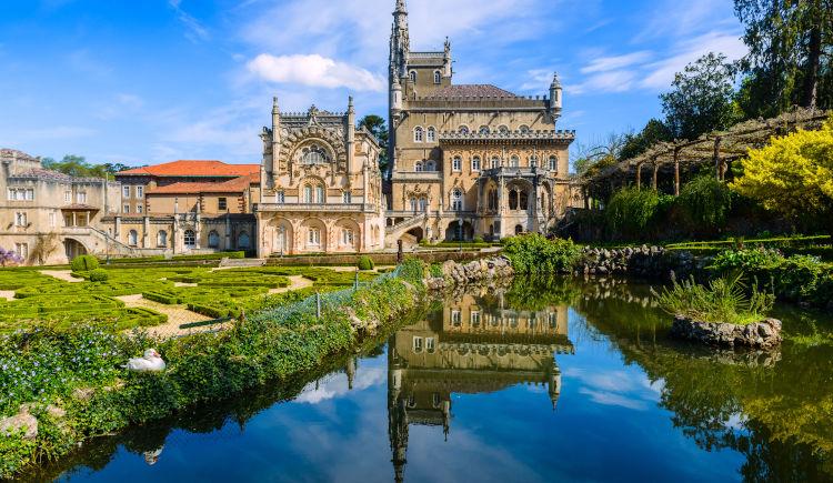 Coimbra Palace Bussaco