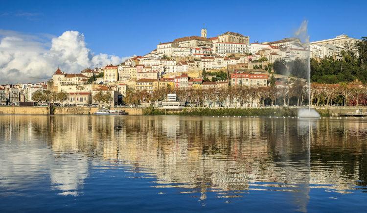 Coimbra fleuve Mandego