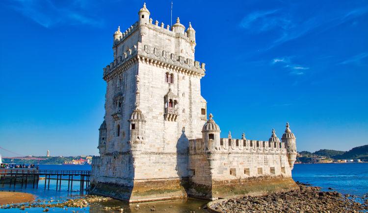 Lisbonne tour Belem
