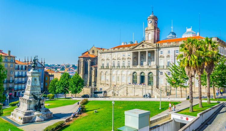 Porto Palacio do bolsa
