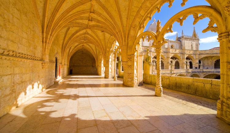 Lisbonne monastere
