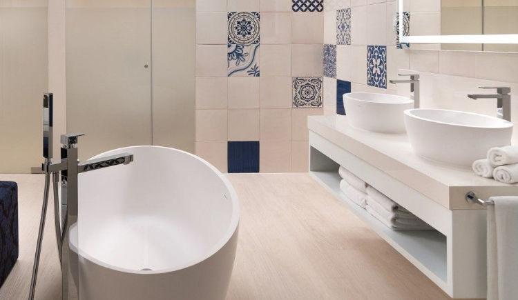 Neptuno suite salle de bain