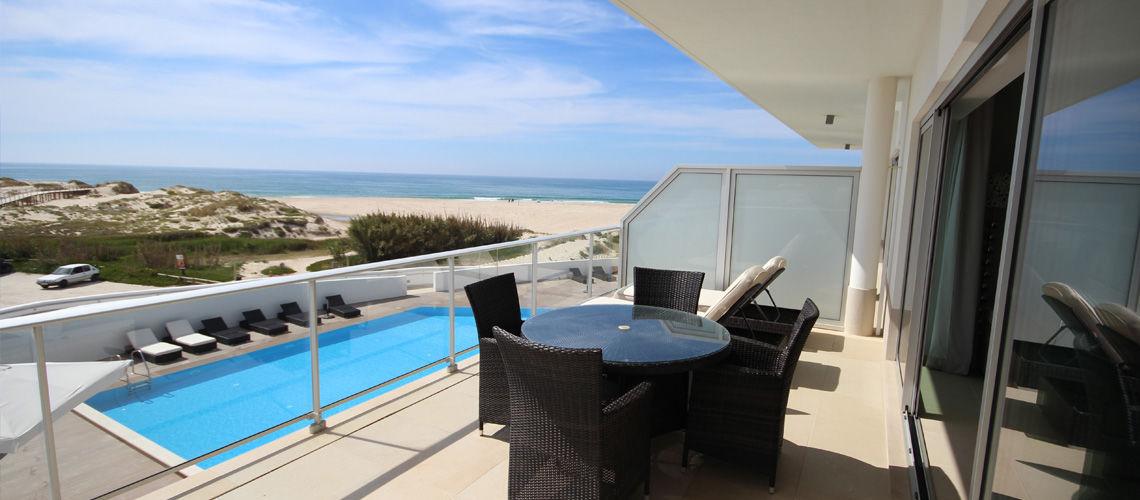 balcon beachfront
