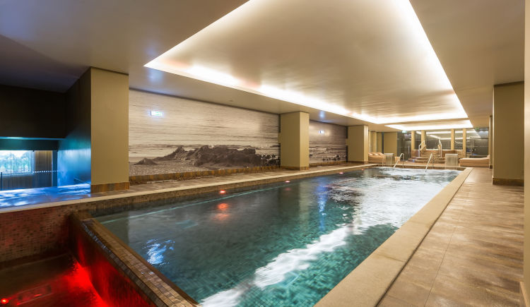 Spa piscine