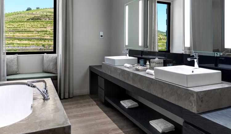 Courtyard suite salle de bain