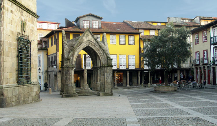 Guimaraes city